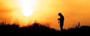 Photographer-Sunset