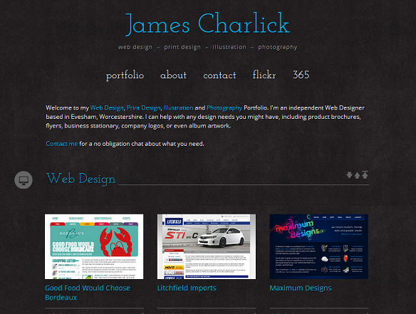 Cool Graphic Designers Websites