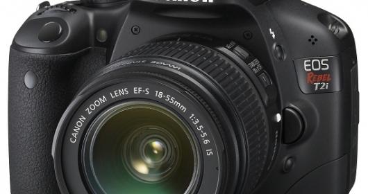 Canon Rebel EOS Rebel T2i