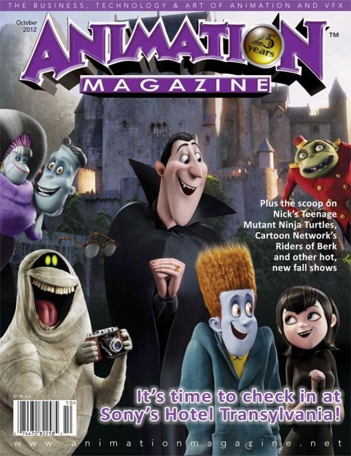 free animation magazine
