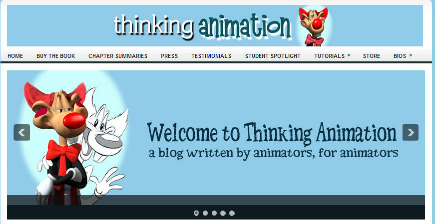 thinking animation blog