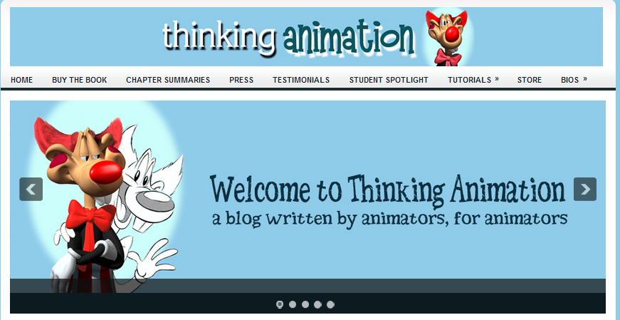 thinking animation blog