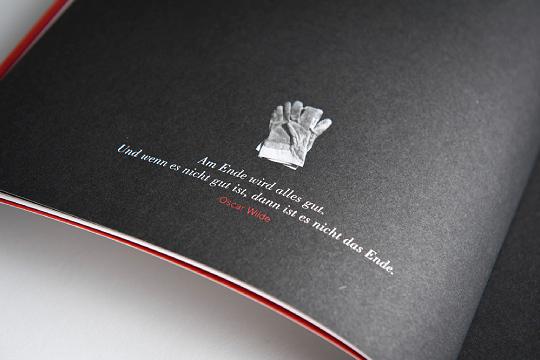 Spielplan Oper Graz Brochure Design