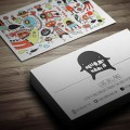 40 Neatly Designed, Presentable and Creative Business Card Designs for Inspiration
