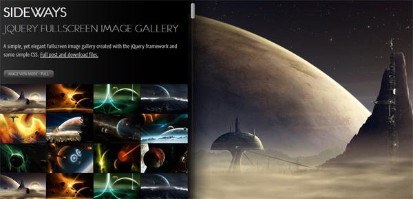 SIDEWAYS-jQuery-fullscreen-image-gallery-fm