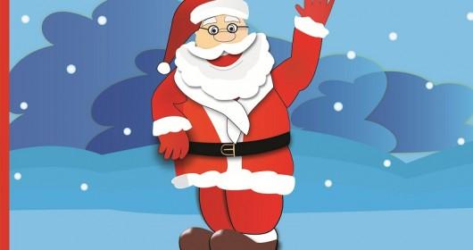 Santa Claus Freebie