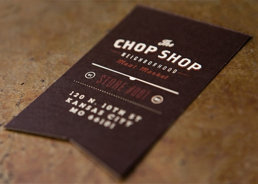 business card design 7