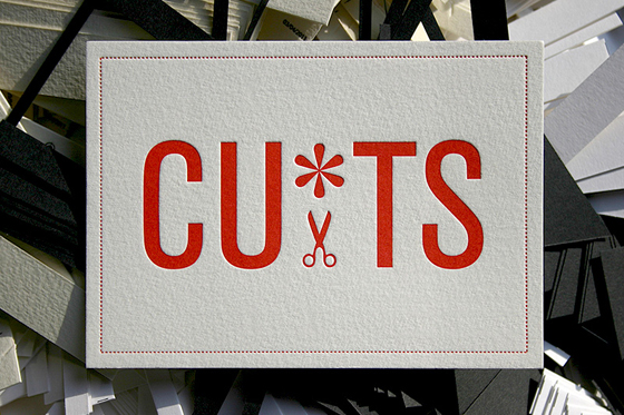 cuts business card design 16