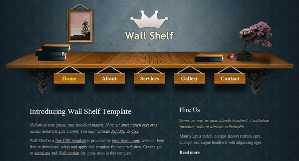 html website templates free download .