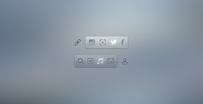 Tooltips free PSD