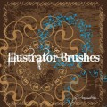 32 Freakingly Awesome Free Illustrator Brushes for Design and Artwork