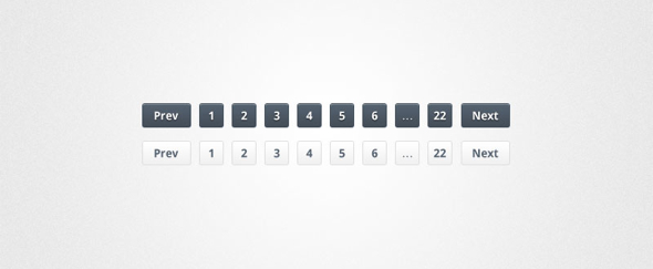slick-pagination-psd free