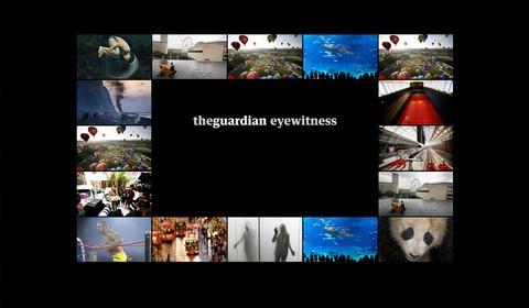 Guardian Eyewitness for iPad