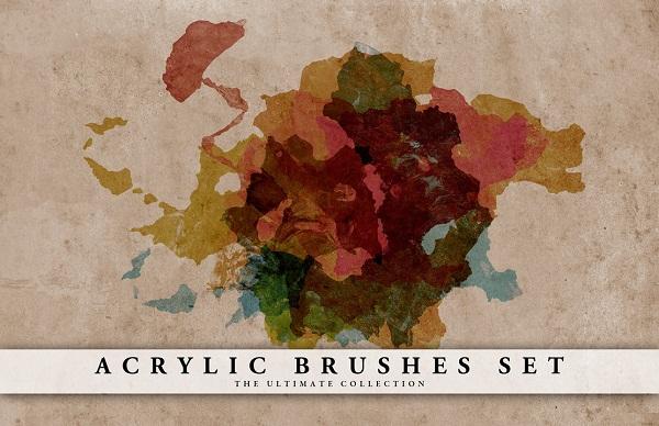 21 Acrylic_brushes_set_by_doodle_lee_doo