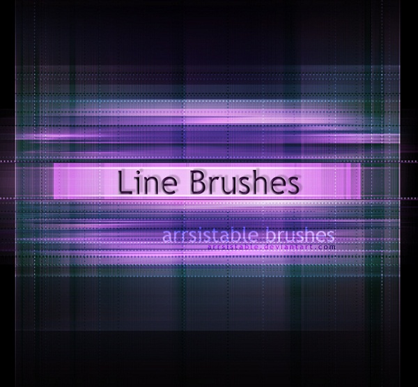 25 Line_Brushes_by_ArrsistableStock