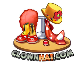 38 Clown hat