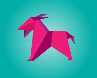 5 Origami Goat