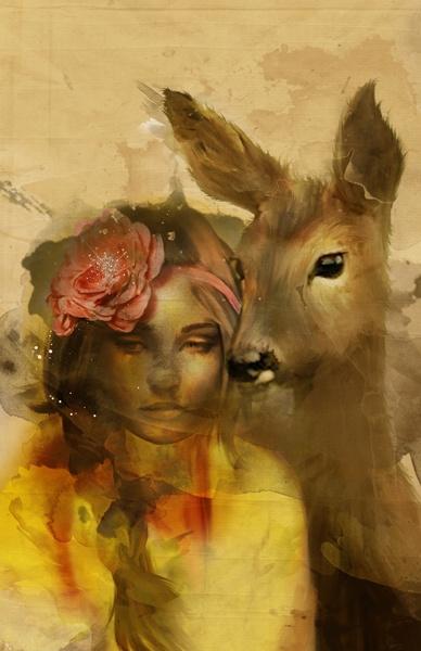 My Friend The Deer