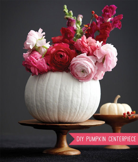 DIY - 6 Fresh and Creative Ways To Decorate A Pumpkin