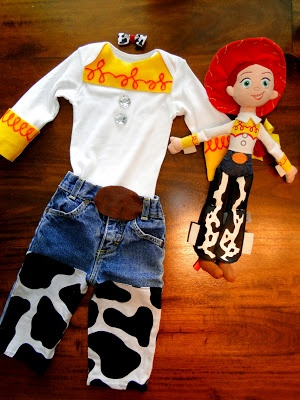 18 fabulous diy crafts and home decor tutorials simple and easy to diy toystory jessie costume solutioingenieria Gallery