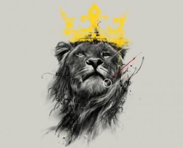 No King T-Shirt Design