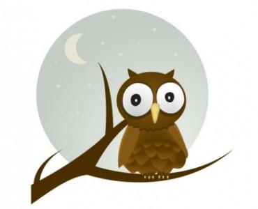 free-vector-owl cute