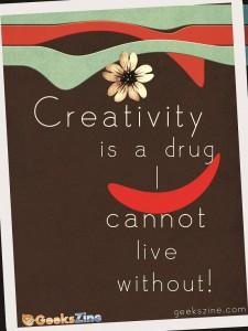 Typography Poster Geekszine