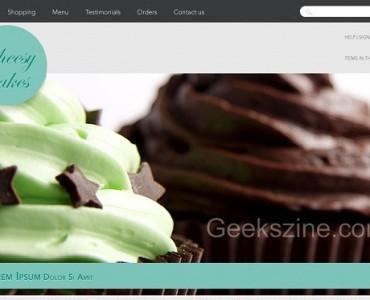 free multipurpose eCommerce Web Template slider 1