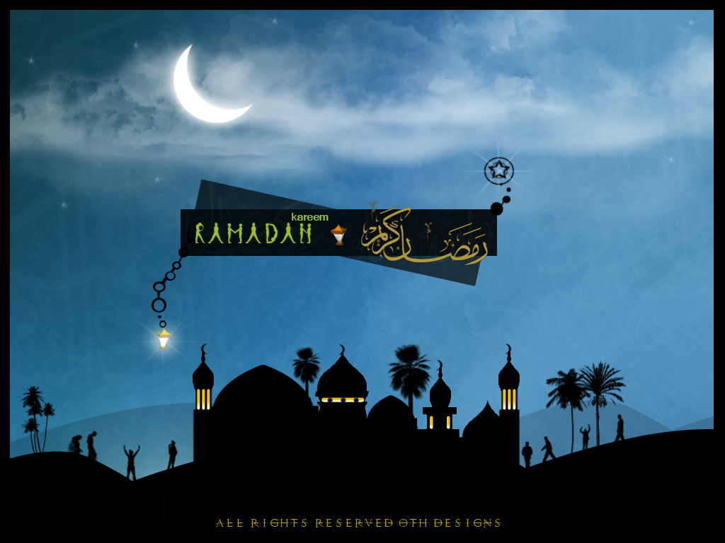 20 beautiful ramadan wallpapers to download