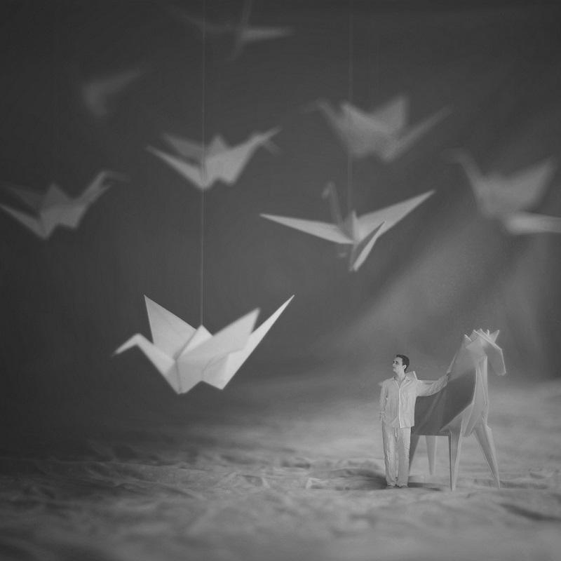 Echoes - Beautiful photo manipulation
