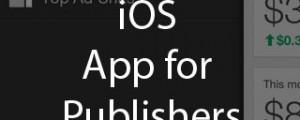 Google adsense iOS app