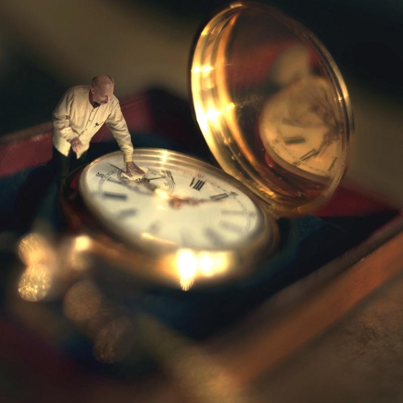 Grandfather Watch - beautiful photo manipulation
