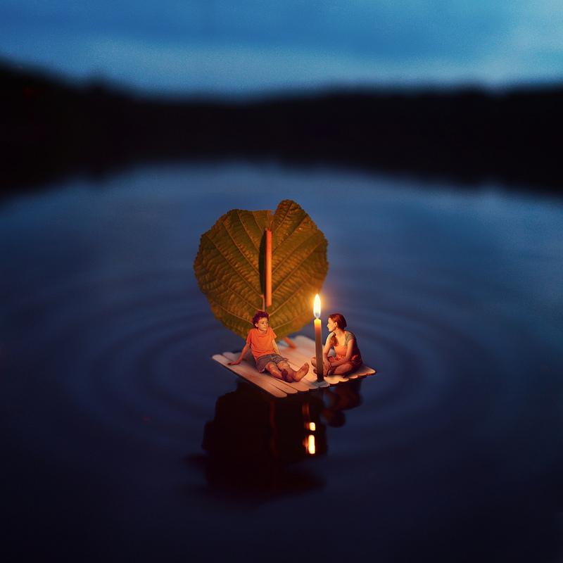 Summer Tales - Beautiful photo manipulation