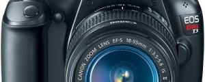 Canon EOS Rebel T3 12.2 MP CMOS Digital SLr