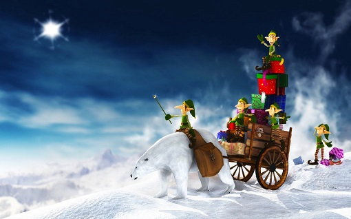 christmas_elfs_gifts-wallpaper