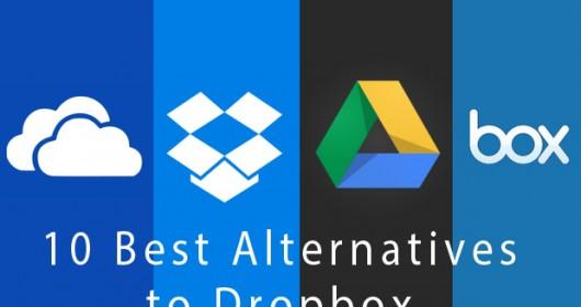 10 Best Alternatives to Dropbox