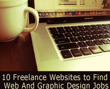 10 Freelance Websites to Find Web And Graphic Design Jobs