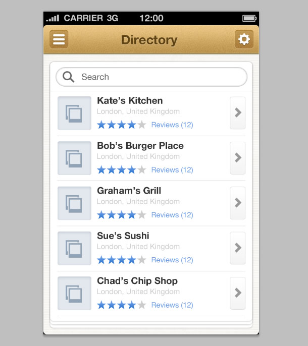 The Best Collection Of UI Design Tutorials For App UI