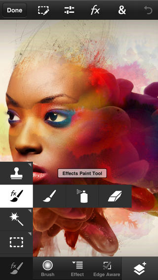Photo editor photoshop touch