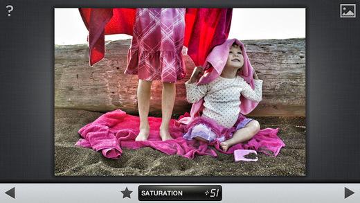 Photo editor snapseed