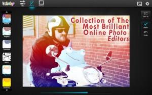 The Most Brilliant Online Photo Editors