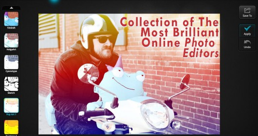 The Most Brilliant Online Photo Editors