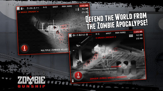 zombie gunship android app free