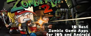 zombie game apps for android ios