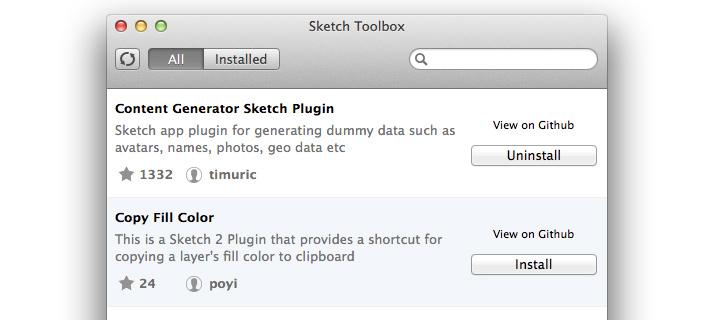 Top 10 Free OS X Sketch Plugins for Designers - Geeks Zine