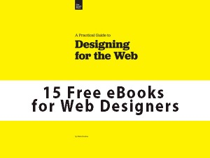 15 Free eBooks for Web Designers