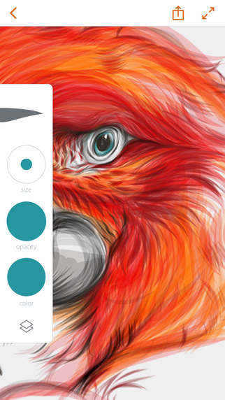 Apps For Graphic Designers To Use On The Go- Adobe illustrator draw