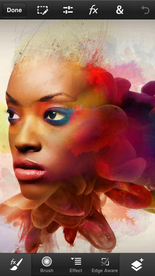 Apps For Graphic Designers To Use On The Go- Adobe photoshop touch