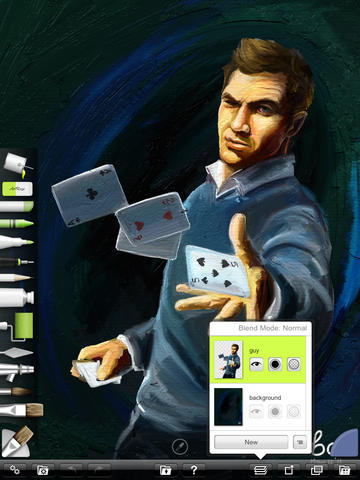 Apps For Graphic Designers To Use On The Go- Artrage