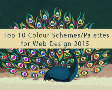 Top 10 Colour Schemes/Palettes for Web Design 2015